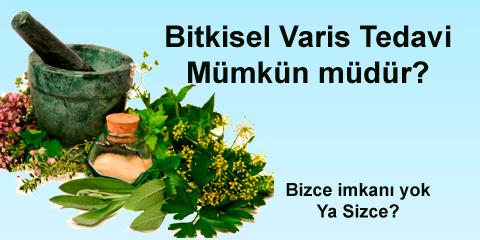 varis bitkisel tedavi1 Bitkisel Tedavi İşe Yarar mı?