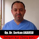 Op. Dr. Serkan Akarsu